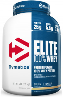 Протеин Dymatize Nutrition Elite Whey 5lb (2268 г)